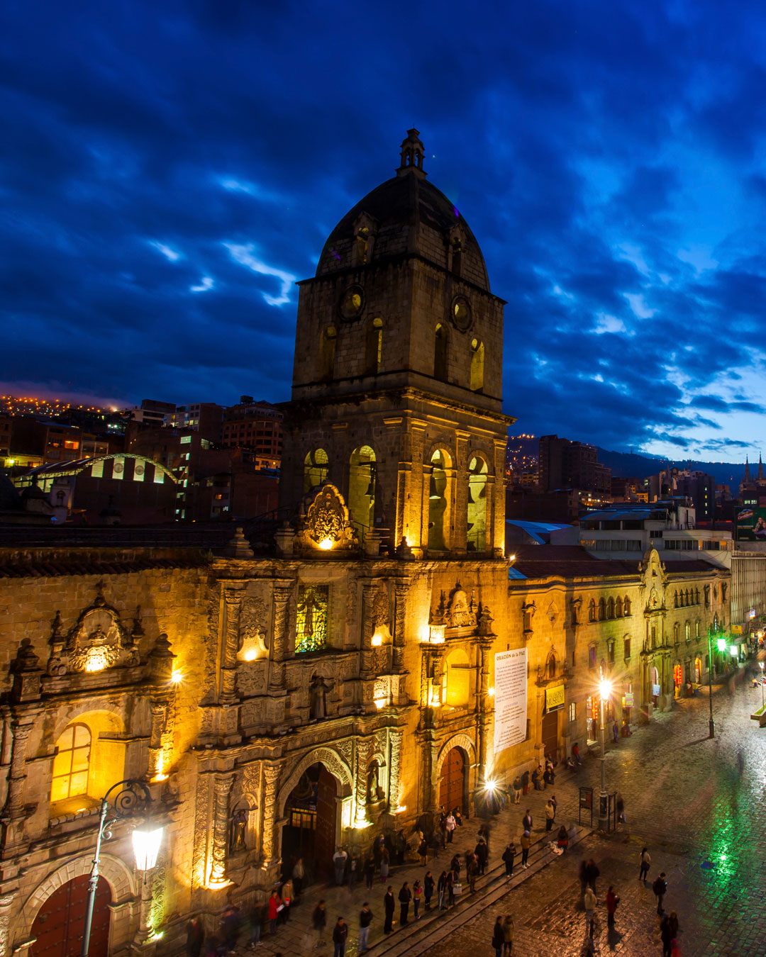 San Francisco Church in La Paz – Bolivia, Why is it a highlight?